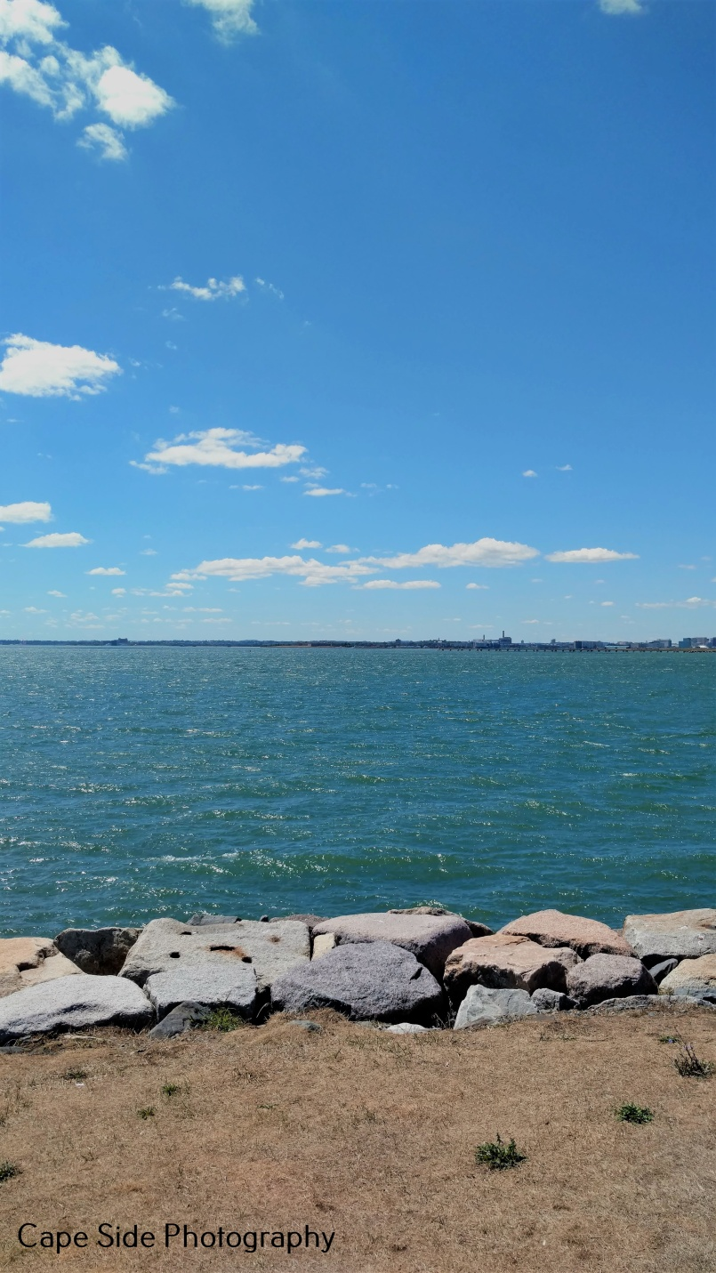 Boston Harbor - Deer Island