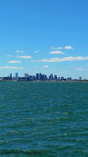 """Boston Skyline from Deer Island"""