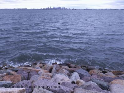 Deer Island to Boston