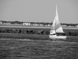 """Sailing on By"""