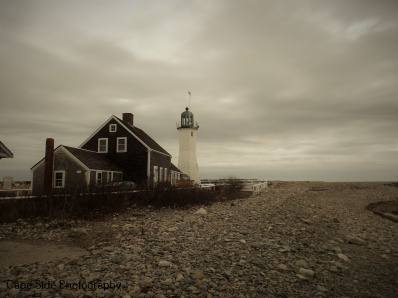 """Vintage Lighthouse"""