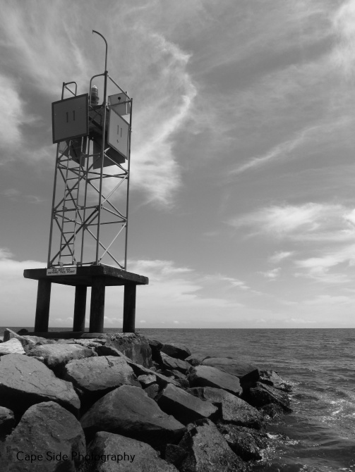 """West Jetty Light"""