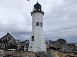 """""""Old Scituate Lighthouse"""""""