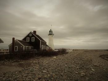 """Vintage Lighthouse"""