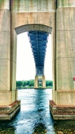 """Under the Bourne Bridge"""